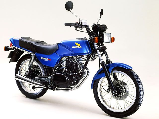 CB250RS 1980