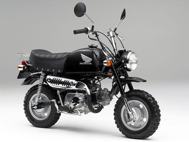 Bmw X6 Bike >> ホンダ(HONDA) ゴリラ | GORILLAのカタログ・諸元表・スペック情報-バイクのことならバイクブロス