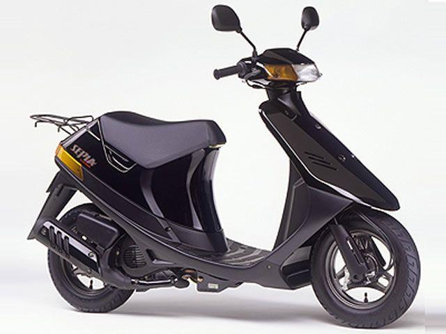 スズキ(suzuki) セピア Sepiaのカタログ・諸元表・スペック情報 バイクのことならバイクブロス