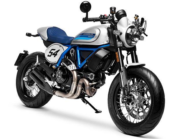 Ducati Scrambler Cafe Racer >> ドゥカティ(DUCATI) スクランブラー カフェレーサー | Scrambler Cafe Racerのカタログ ...