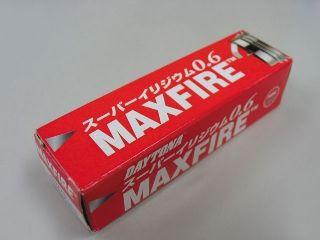 1323:MAXFIRE イリジウムプラグ DCR8EIX相当(1本入り)