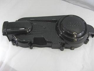 6661:ジェットパワー用カーボン調クランクケースカバー