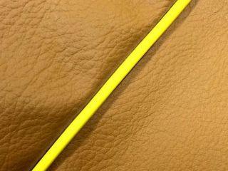 19735:スーナー50SS/Z/100ZZ 国産シートカバー 黄土色