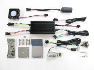 114766:LB7-M LEDヘッドライトバルブキット PH7(PH7ソケットタイプ) 6000K
