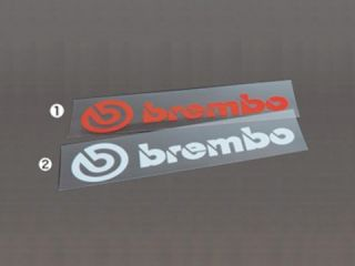 119702:brembo Die Cut Sticker(大)