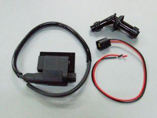125407:DIO110 TCI点火用 閉磁路構造 強力 点火コイル 『雷電』