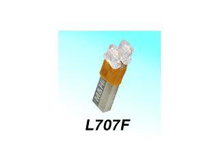 129100:L707F ウエッジ(小) 12V0.25W