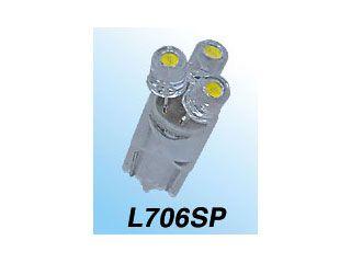 129102:L706SP ウエッジ(中) 12V0.6W