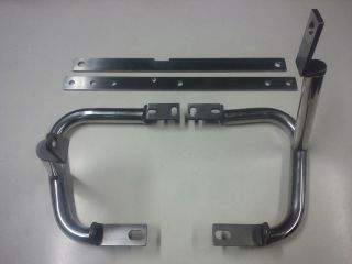 132985:K1600 エンジンガード(フォグランプステー無し)『R-style BMW K1600 Engine protection bar.Type without fog lamp stays』