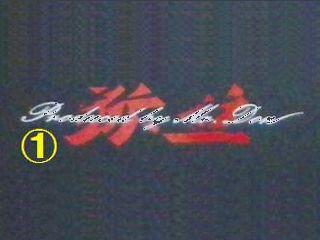 133847:弥生(赤)&英字(シルバー)