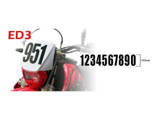 135878:スタンダードナンバーズ ED3 ブラック