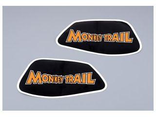 136620:MONKEY TRAIL タンクステッカー