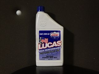 151297:LUCAS OIL HIGH PERFORMANCE SERIES(オイル 20W-50)