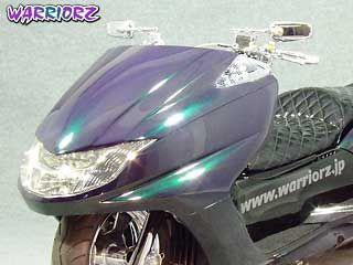 151400:エアロフェイスV2・LEDウインカー用