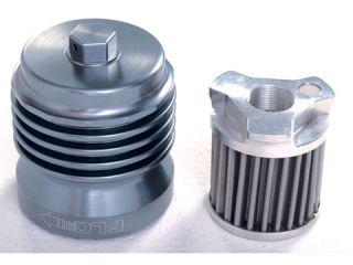 151418:PCS5 FLOオイルフィルター(フィルター交換タイプ) ガンメタルグレー