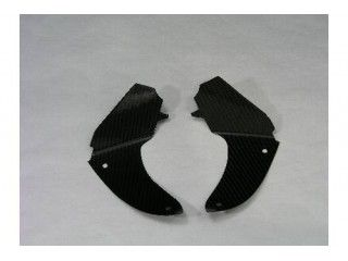 152964:CARBON INSTRUMENTS COVER for BMW K1200S