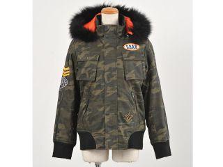 153636:2016-2017秋冬モデル SOAB-17 ミリタリーウィキッドウインタージャケット