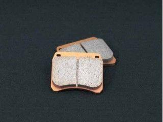 155258:ブレーキパッド(2POT用/カーボンメタル)