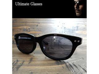 156572:Ultimate-UG-008 Ultimate アルティメット サングラス(レンズ:スモーク、フレーム:ブラック)
