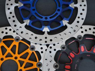158822:ブレンボ カラーフローティングディスクキット φ320 DUCATI