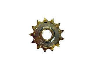 161730:520サイズ フロントスプロケット(ゴールド)