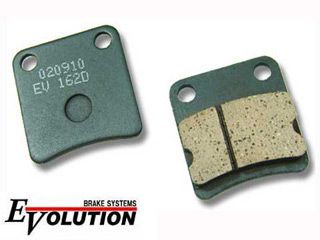 163970:エボリューション セミメタルブレーキパッド EV-162D