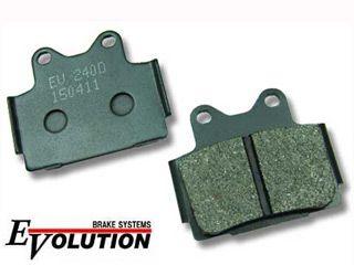 163972:エボリューション セミメタルブレーキパッド EV-240D