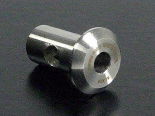170883:ブレーキアームジョイント φ10mm×19mm(ロッド穴φ5mm)