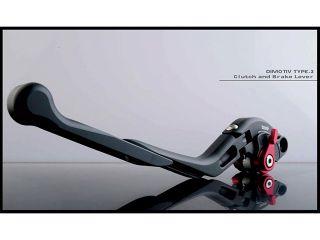 172160:ブレーキ・クラッチレバーSET/Type3 マットVer/DUCATI