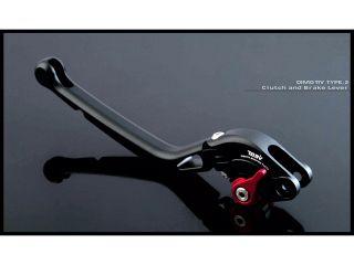172163:ブレーキ・クラッチレバーSET/Type2 マットVer/DUCATI