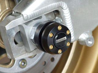 177890:スイングアームプロテクション X-Pad Ducati Scrambler(ブラック)