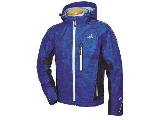 182661:2017春夏モデル UNJ-039 3レイヤーリフレクトラインジャケット