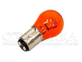 183419:ウインカー用電球 S25 12V 23/8W オレンジ