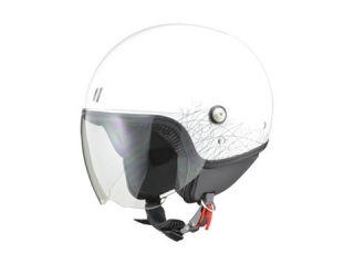 187148:PALIO シールド付きジェットヘルメット
