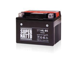190833:STX4L-BS(密閉型)【特典:使用済みバッテリー無料回収チケット、車両ケーブル】
