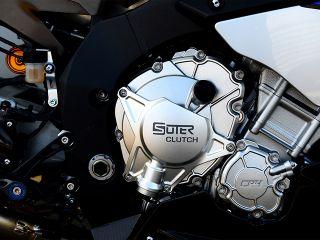 191680:Suter Racing Yamaha R6 ビレット エンジンクラッチ2次カバープロテクター 2006-2017