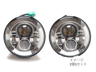 193119:LEDヘッドライト(4.5インチ×2灯セット)