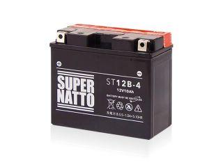 195194:ST12B-4(密閉型)【特典:使用済みバッテリー無料回収チケット、車両ケーブル】