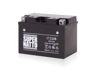 195198:STZ12S(シールド型)【特典:使用済みバッテリー無料回収チケット、車両ケーブル】
