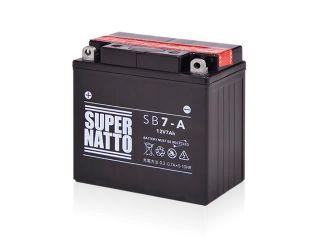 195200:SB7-A(密閉型)【特典:使用済みバッテリー無料回収チケット、車両ケーブル】