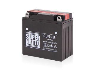 195202:SB9-B(密閉型)【特典:使用済みバッテリー無料回収チケット、車両ケーブル】