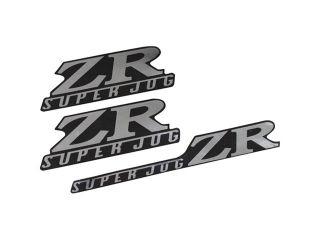 197796:エンブレムシール スーパージョグZR 3点セット