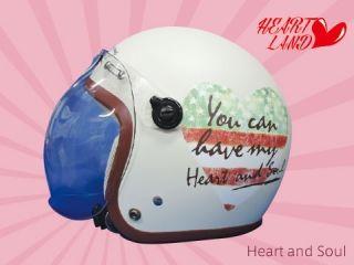 24823:HEART LAND HEART&SOUL(アイボリー)