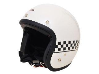 26121:SPJ-903(Checker) Jet Helmet