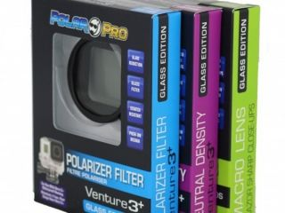 26162:GoPro Hero3+専用 スナップオン 3個フィルターコンボキット