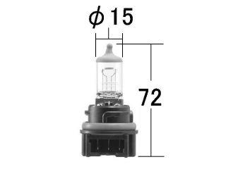 29372:0150 二輪ヘッドランプ用純正交換ハロゲンバルブ 12V35/30W HS5