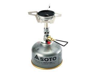 35181:SOD-310 マイクロレギュレーターストーブ ウィンドマスター