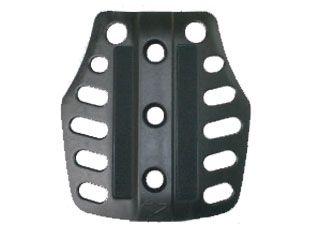 38364:一体型胸部パッド2(ブラック)