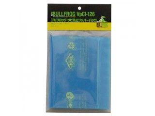 38901:ブルフロッグサビ防止ジッパーバッグ(10枚)