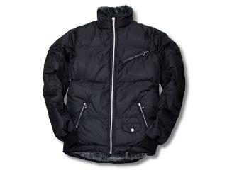 41085:2014-2015秋冬モデル DOWN JKT(ブラック/ホワイト)